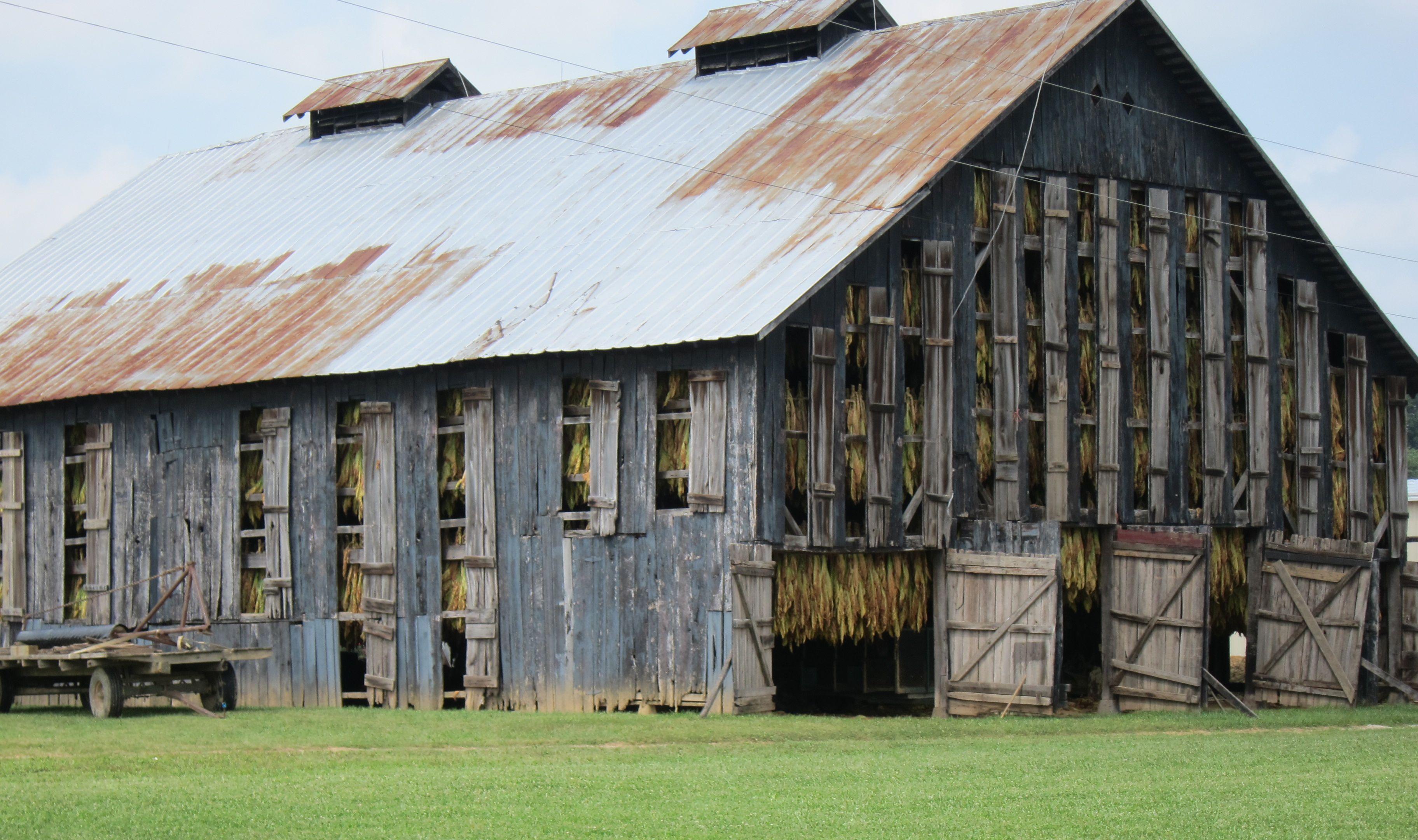 Tobacco Barn Google Search Grapes Of Wrath Inspiration Barn