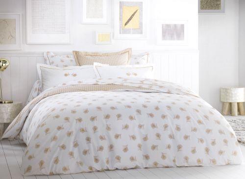 drap housse uni blanc linge de pinterest couette plume housses de couette et couettes. Black Bedroom Furniture Sets. Home Design Ideas
