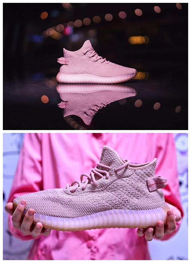 online store a2945 322f0 YEEZY BOOST 650 V1 PINK   sneaker!!!   Sneakers, Yeezy ...