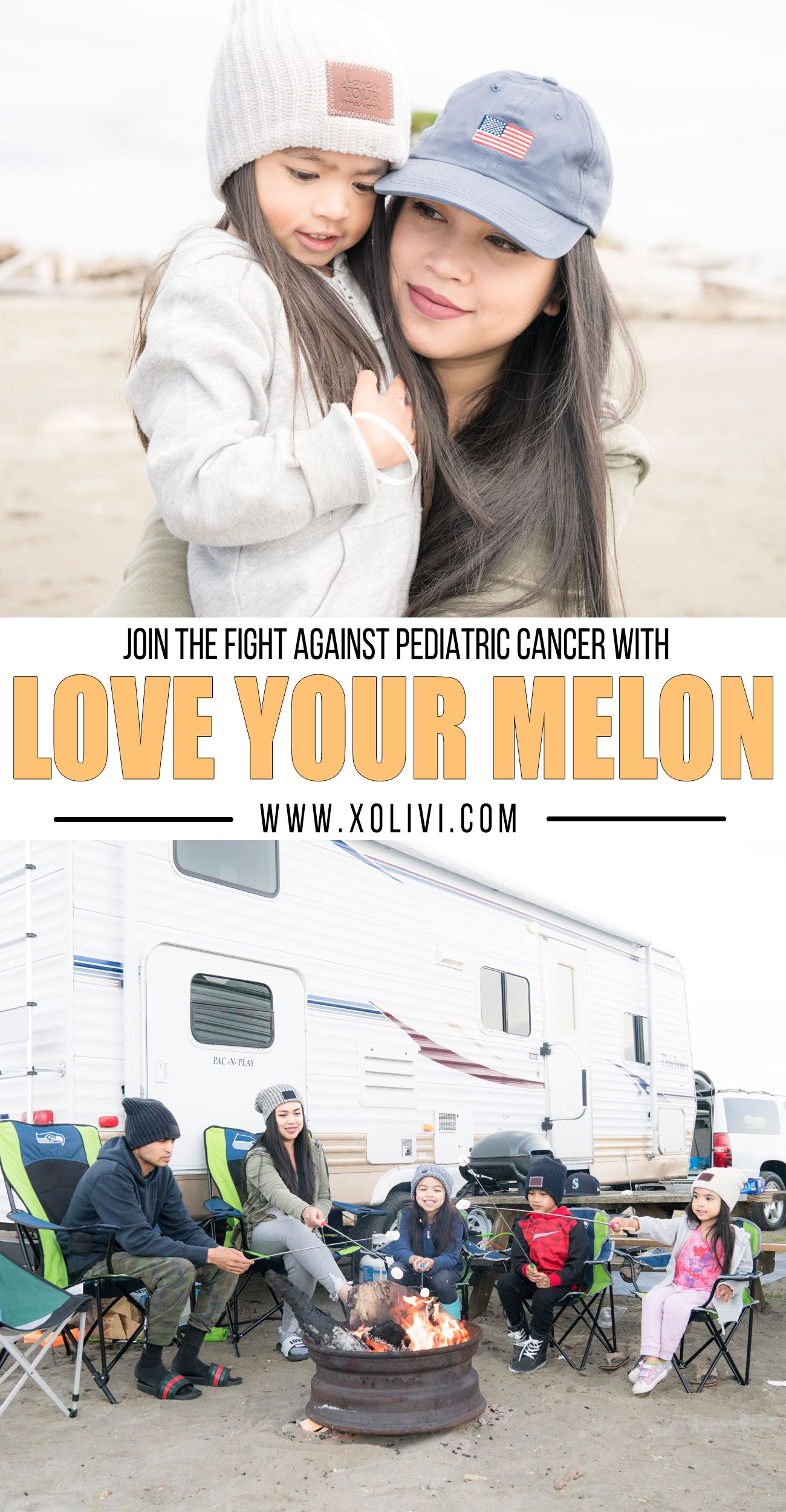 Give back with love your melon love your melon love my