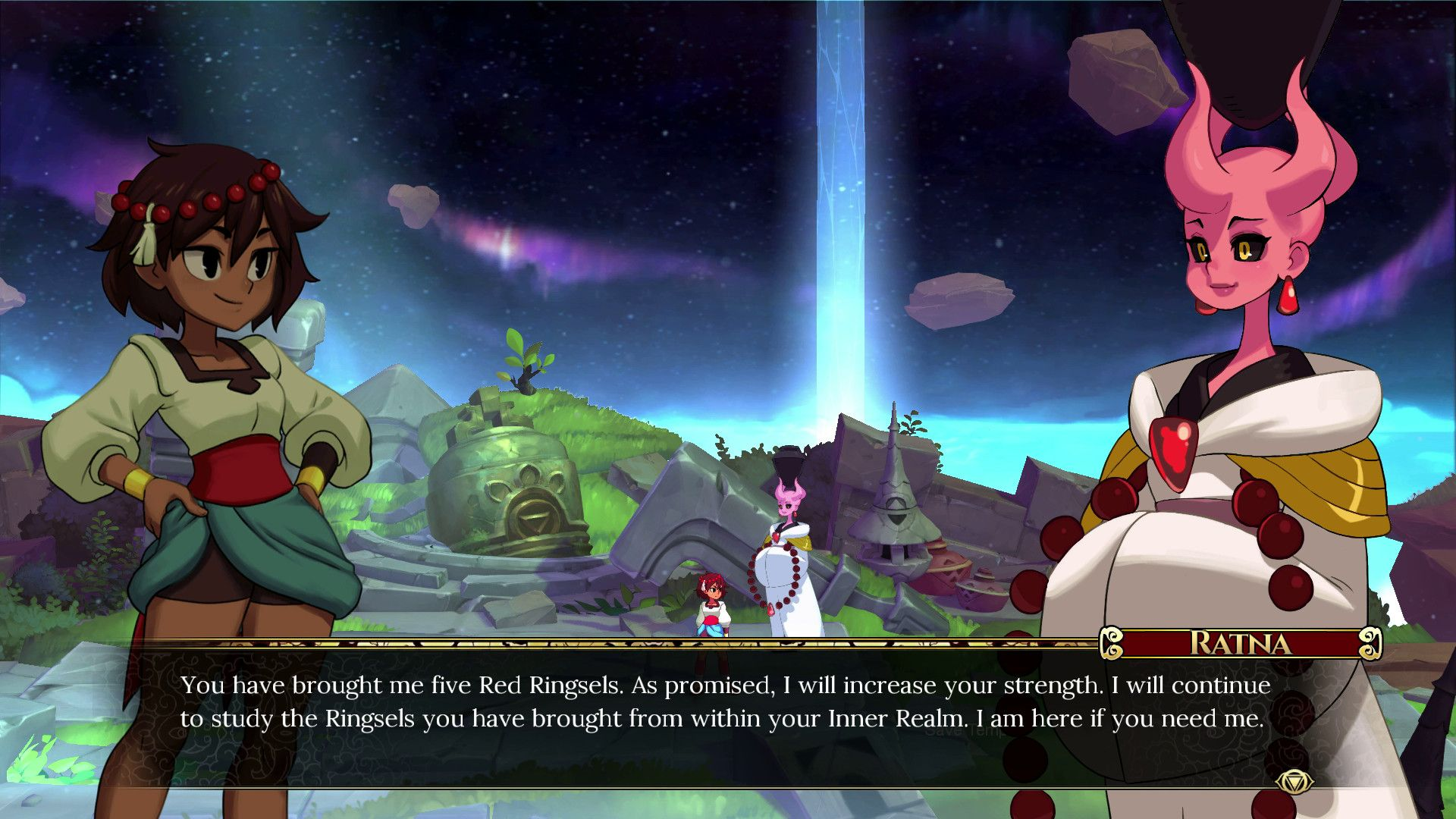 Indivisible E3 Impression RPGamer Indivisible game