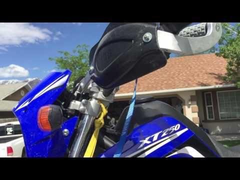 Yamaha XT250 vs Honda CRF250L Review - YouTube | Yamaha XT