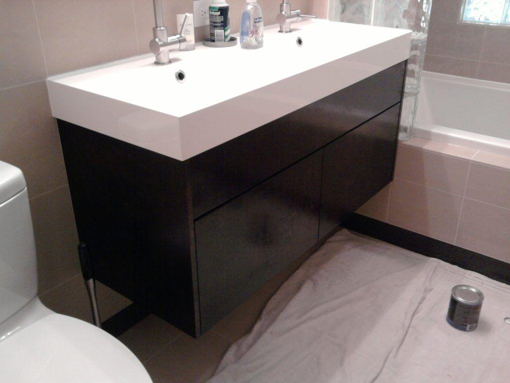Bathroom Design Ikea Minimalist sink cabinet bathroom ikea | bathroom cabinets | pinterest | sinks