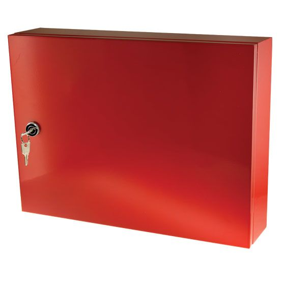 small metal storage cabinet