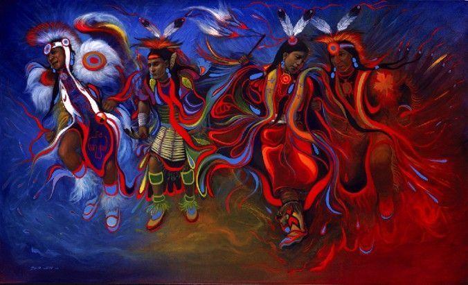 Ceux qui dansent sont considérés comme fous par ceux qui ne peuvent pas entendre la musique. Proverbe Amérindien