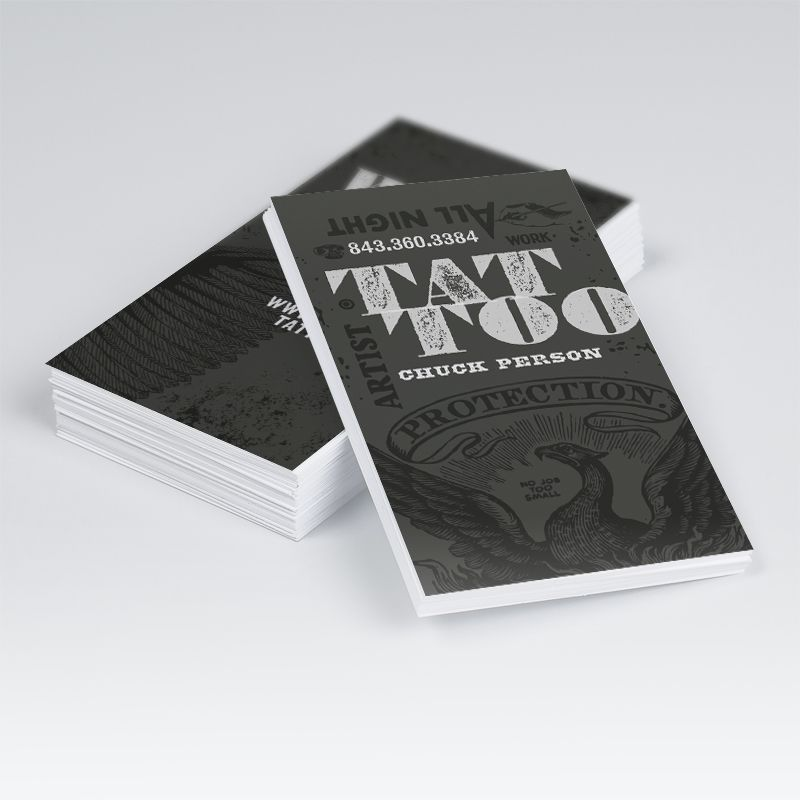 tattoo business card - Google Search | Design | Pinterest | Business ...