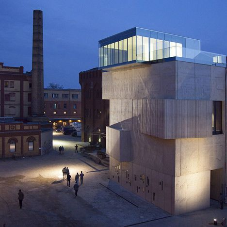 museum for architectural drawing by speech tchoban kuznetsov