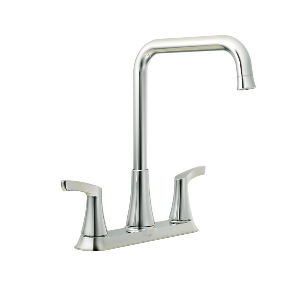 Home Depot Kitchen Faucets Moen Danika Handle Faucet Cool With