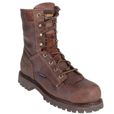 Carolina Boots: Men's CA8528 Composite Toe EH Waterproof Work Boots