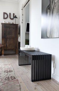 Mahagoni holz möbel  Rib (104cm, Mahagoni)   Möbel holz, Mahagoni und Sitzbank