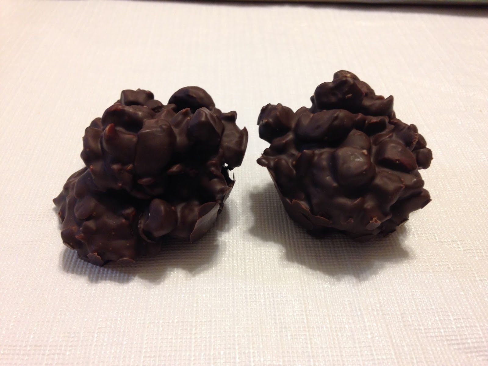 Super Simple Recipe for National Chocolate Covered Nut Day