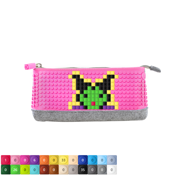 Upixel pencil case design