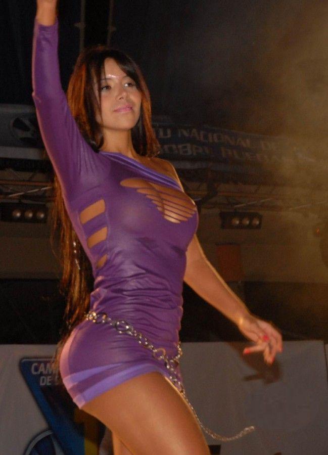 Nena sexy de colombia muestra su blanco cuerpo desnudo - 1 10
