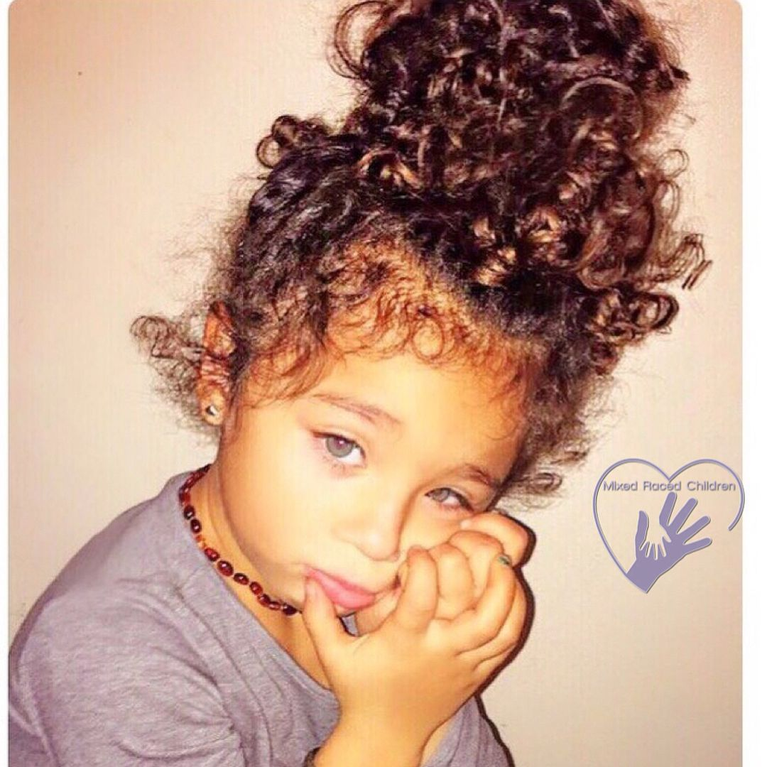 2 611 Likes 14 Comments Beautiful Mixed Kids Beautifulmixedkids On Instagram August Goat 1 Year Mix Baby Girl Baby Girl Hairstyles Baby Hairstyles