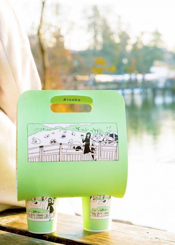 吉祥寺・井の頭公園内の新定番カフェ!おしゃれなコーヒースタンド〈Inoka〉とは? | Hanako.tokyo
