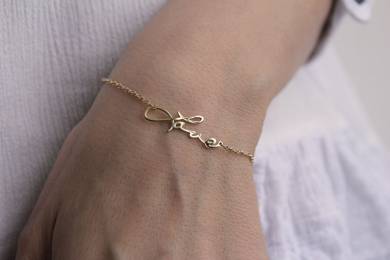 bracelet gugu collections charms diamond products gold star bracelets dainty jewelry