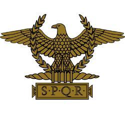 ROMAN GOLD EAGLE STANDARD | design inspiration | Pinterest | Roman