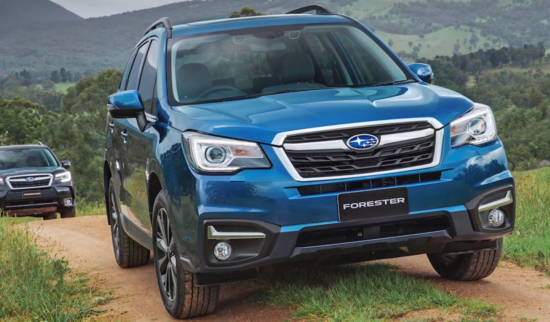 2020 Subaru Forester Sti Review