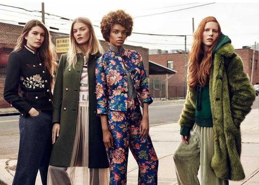 Zara Abbigliamento Autunno Inverno 2017: la Collezione dei