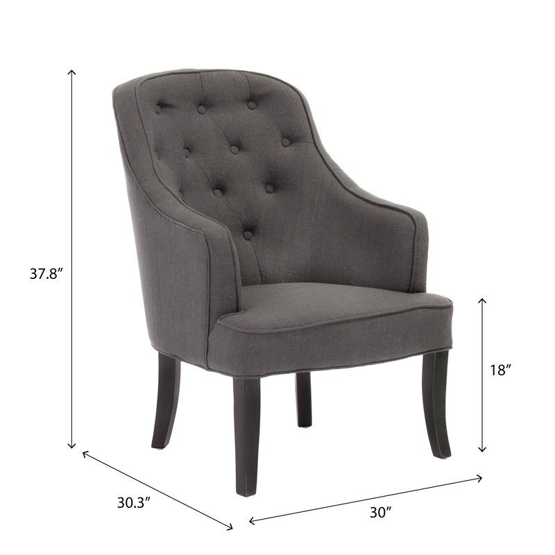 Default Name Chair Fabric Upholstered Chairs Chair