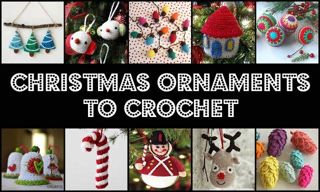 Crochet Treasures: 20 Christmas Ornaments You Must Crochet