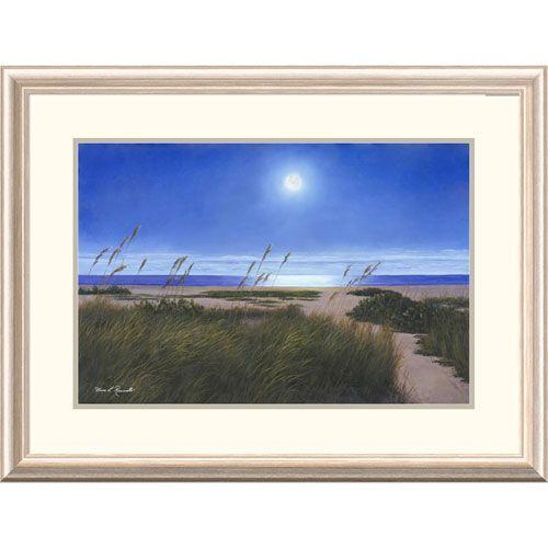 Blue Moon By Diane Romanello, 24 X 32-Inch Wall Art