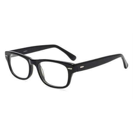 Contour Mens Prescription Glasses, FM9196 Black - WALMART Vision ...