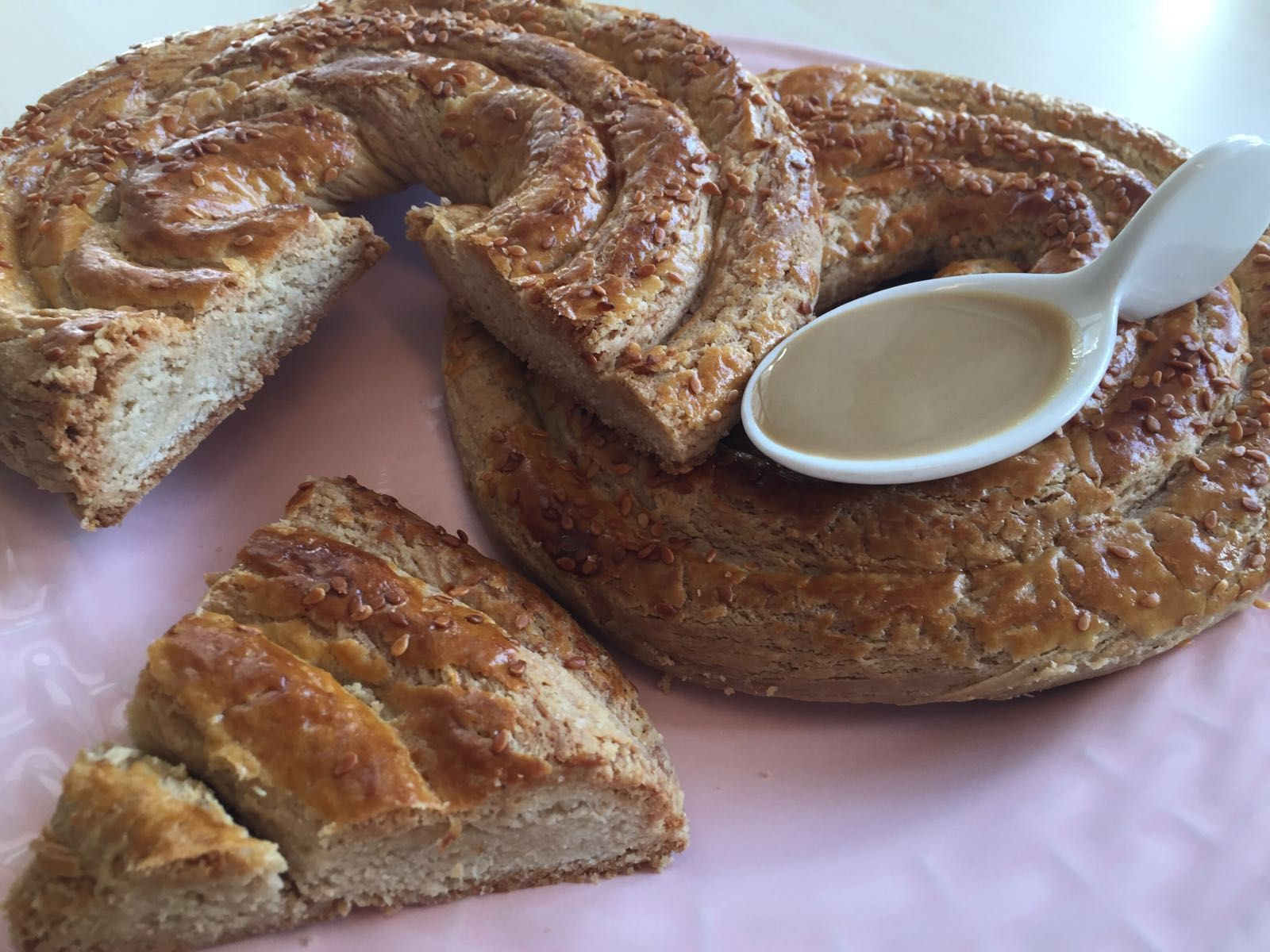 Yılbaşı Ağacı Çöreği Videosu