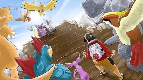 Resultado de imagem para red pokemon