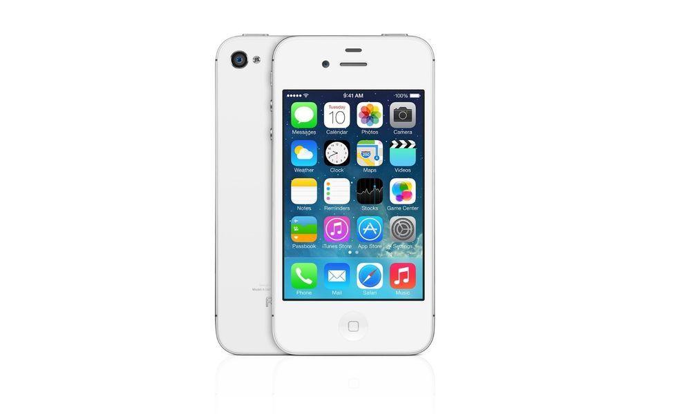 Apple Iphone 4s 32gb White Unlocked Smartphone Apple Bar Apple Iphone 4s Iphone Apple