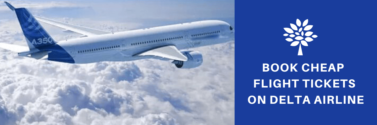 Book Cheap Flight Tickets on Delta Airline Delta