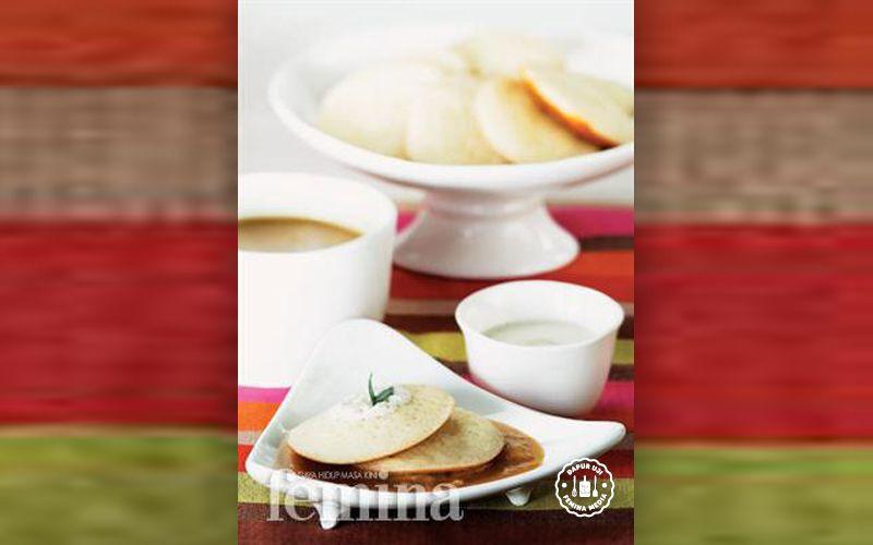 Resep Serabi Kinca Durian Resep Hidangan Pembuka Pisang