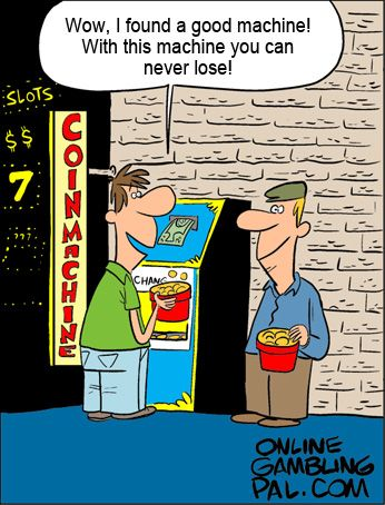 Slot Machine Jokes