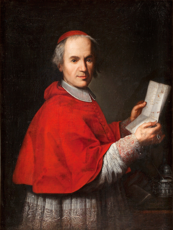 Portrait of a cardinal | College of Cardinals | Catholic ...