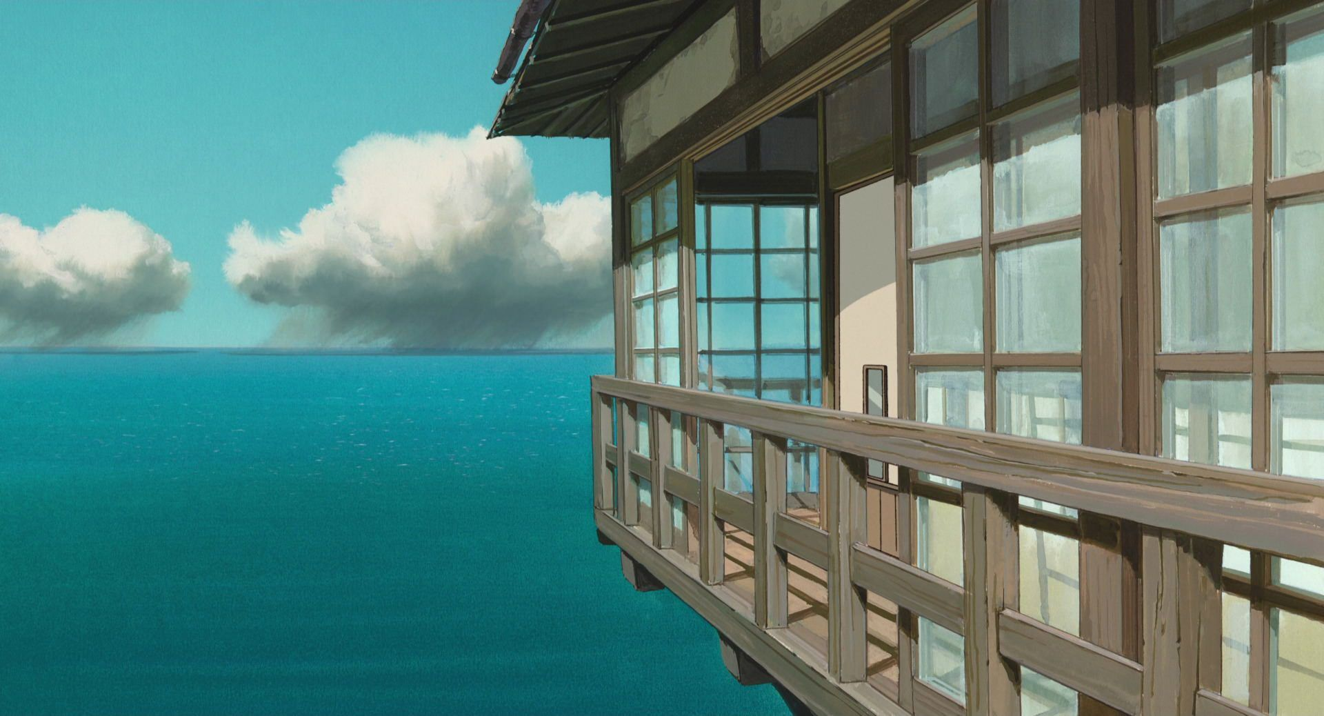 Spirited Away (2001) 1080p Animation Screencaps Studio