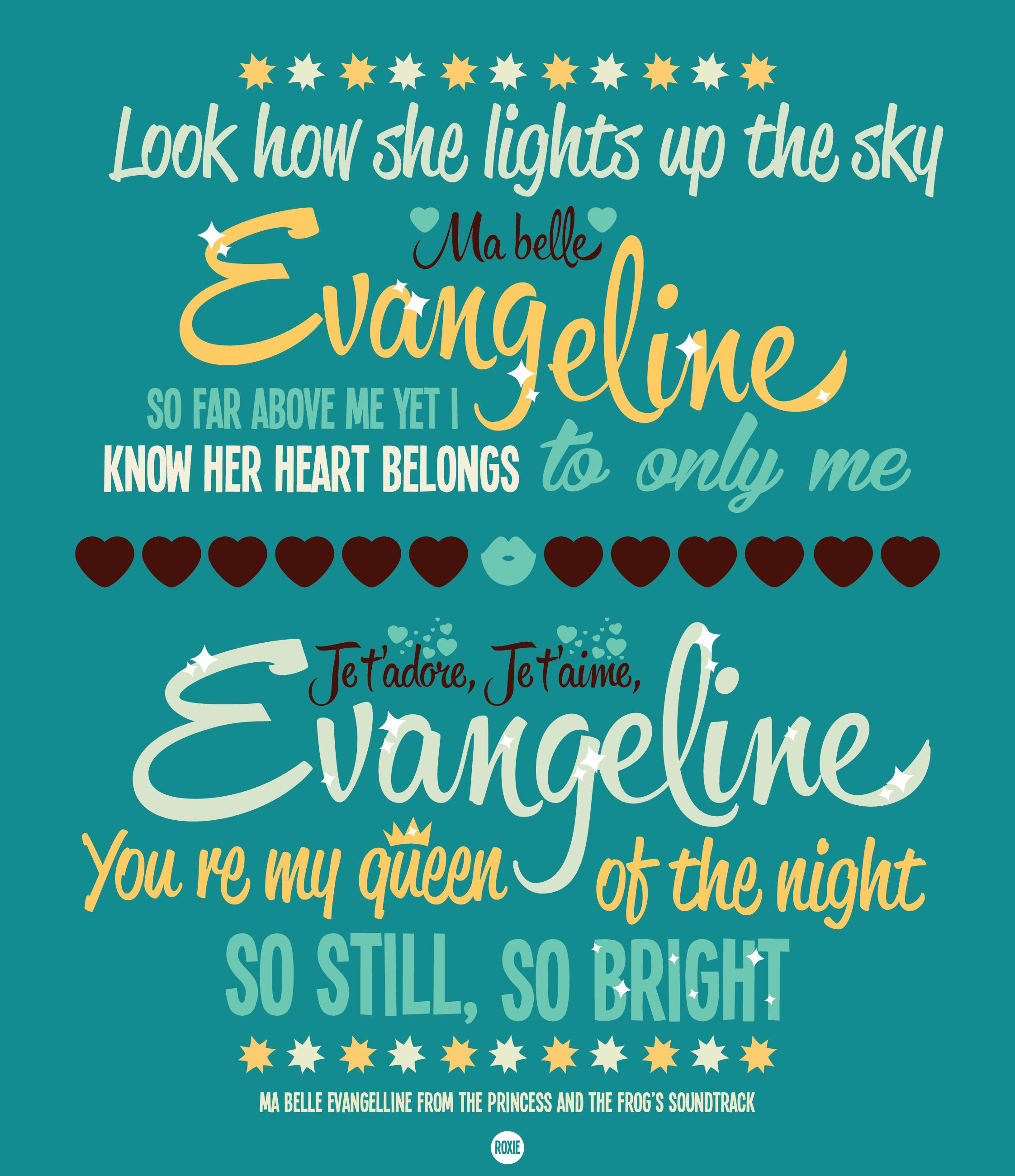 Evangeline · Disney sDisney DisneyDisney LoveDisney