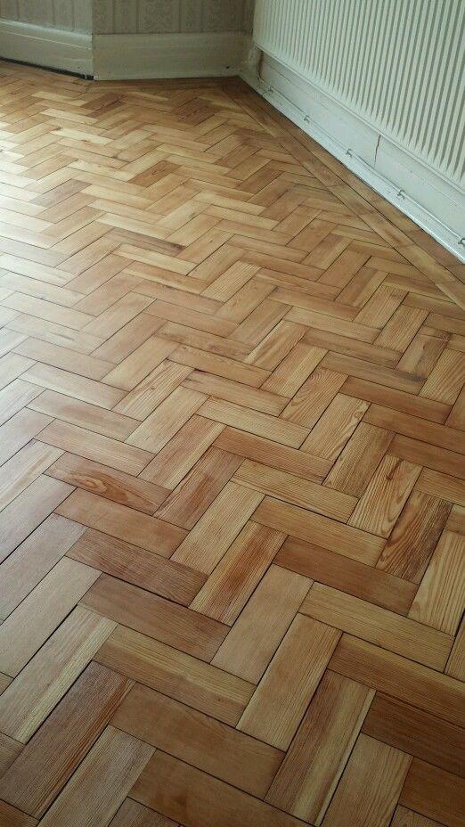 14 Sq Meters Of Herringbone Parquet Flooring Lounge Pinterest