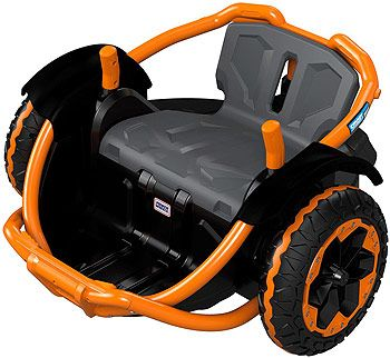 Video Review For Power Wheels Wild Thing Orange