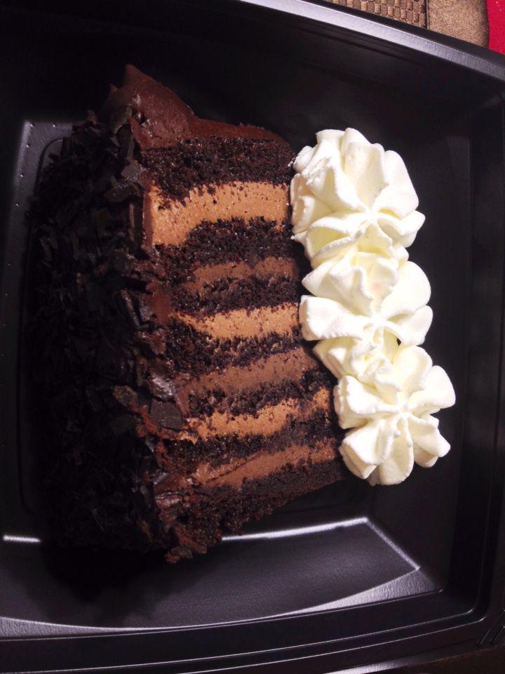 The Cheesecake Factory Chocolate Truffle Cake Chocolate Tower