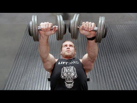 Beginner's Full Body DUMBBELL WORKOUT | Dumbbell Workout Plan P1D1 - YouTube #dumbbellworkout