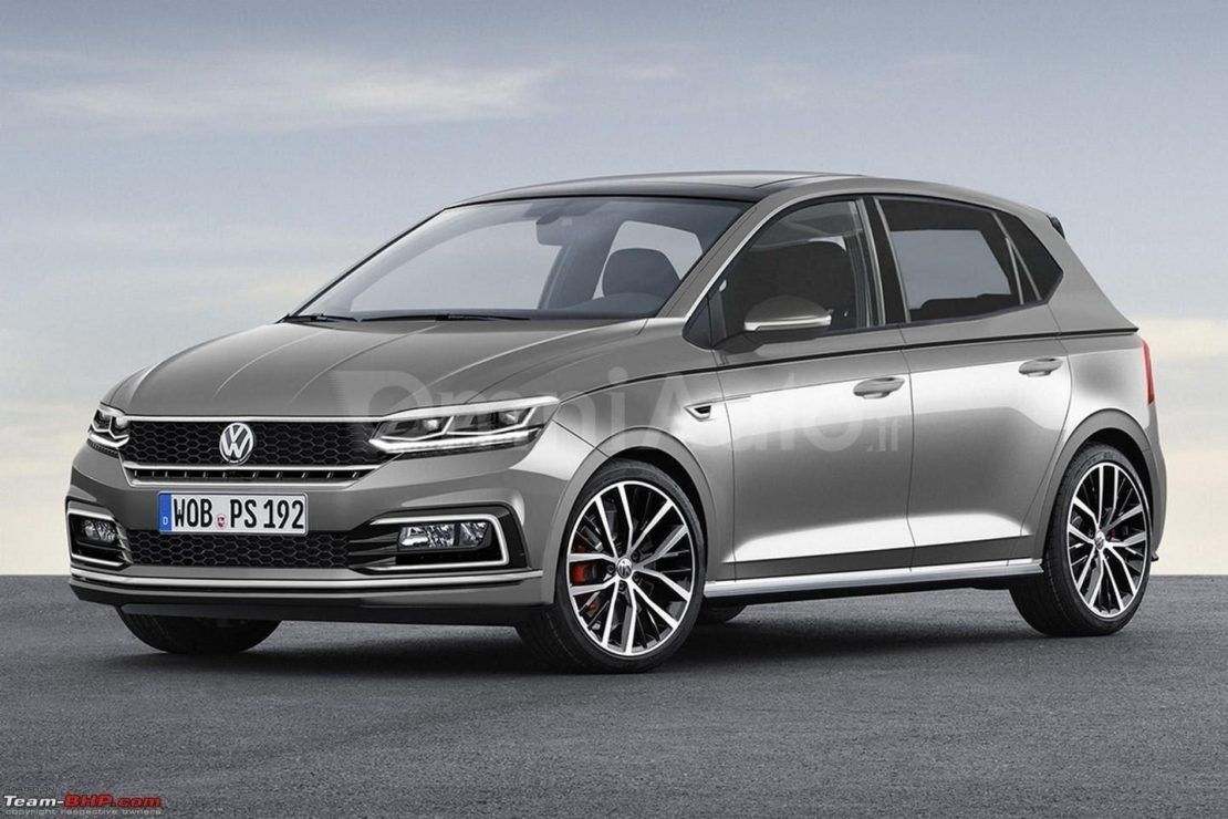 2018 Vw Polo Gti Look Hd Wallpapers New Car Release Preview