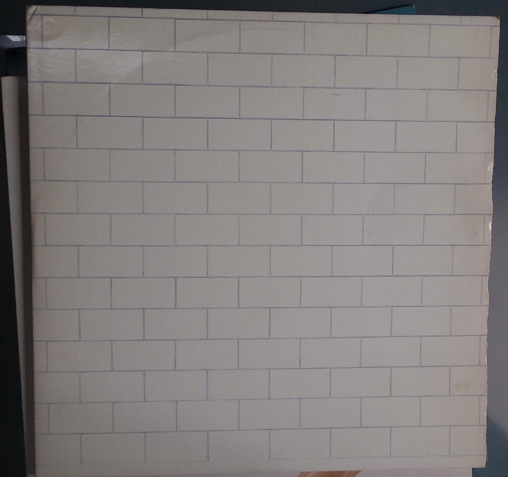 Pink Floyd The Wall Double Album Set 1979 Release Vintage Record Album Vinyl Lp Classic Progressive Rock Mus Pink Floyd Albums Rock Opera Vintage Records