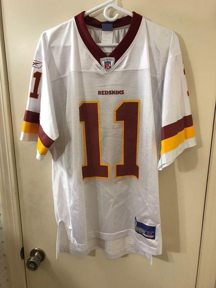 Reebok On Field NFL Equipment Washington Redskins  11 RAMSEY Jersey Size M  EC !   16.00 End Date  Saturday Nov-24-2018 6 49 09 PST Buy It… 133715438e71
