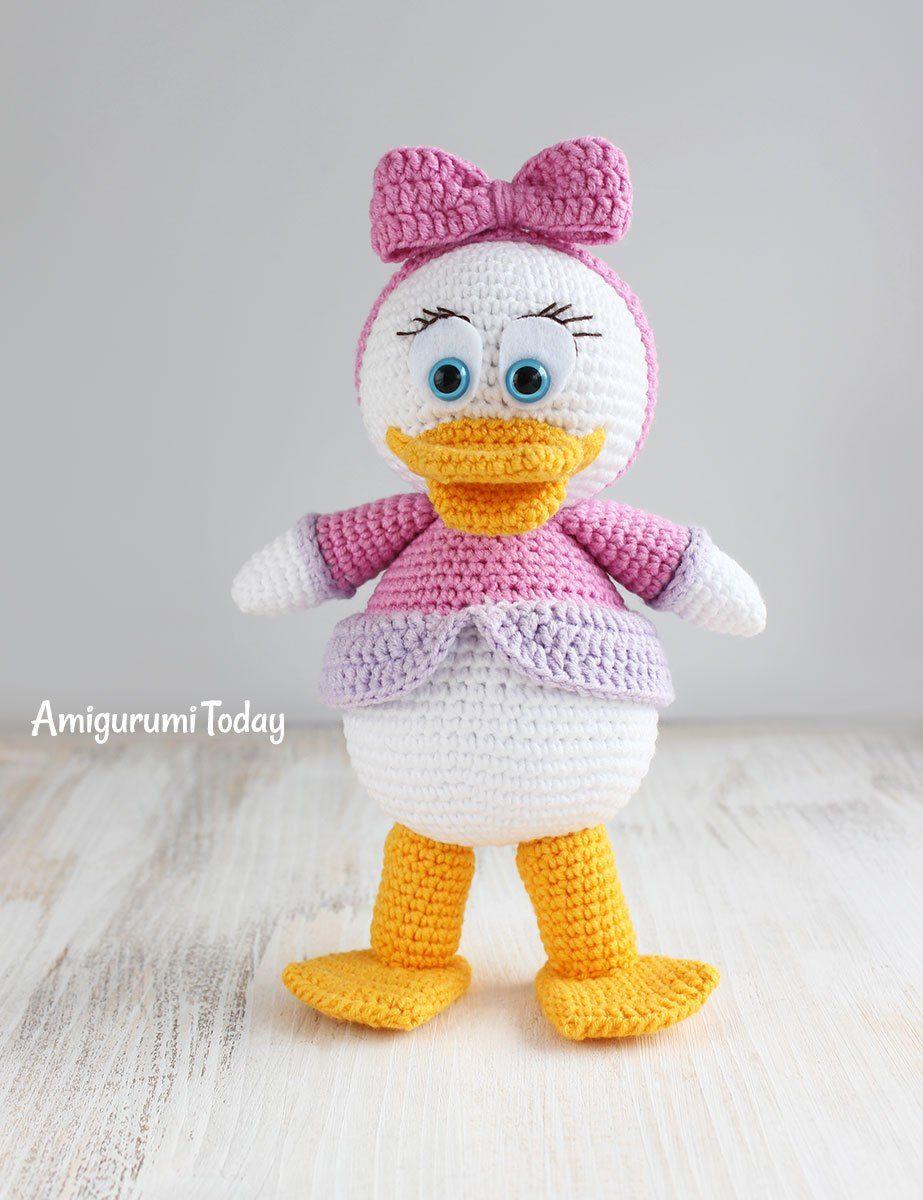 Amigurumi Webby Duck pattern de Amigurumi Today | patron en español ...