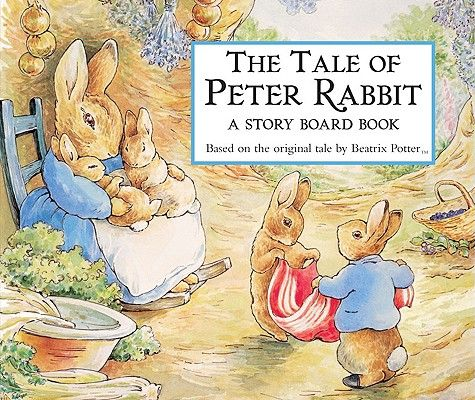 The tale of peter rabbit story board book pinterest peter rabbit the tale of peter rabbit quotes the tale of peter rabbit story board book by beatrix potter reviews fandeluxe Choice Image