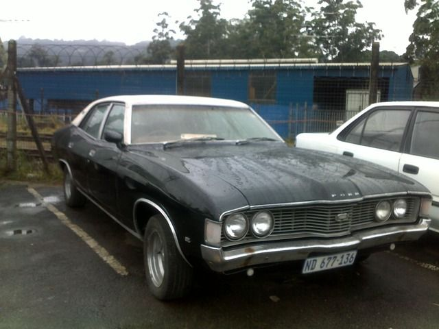 All Ads In South Africa Ford Fairlane Fairlane Classic Cars