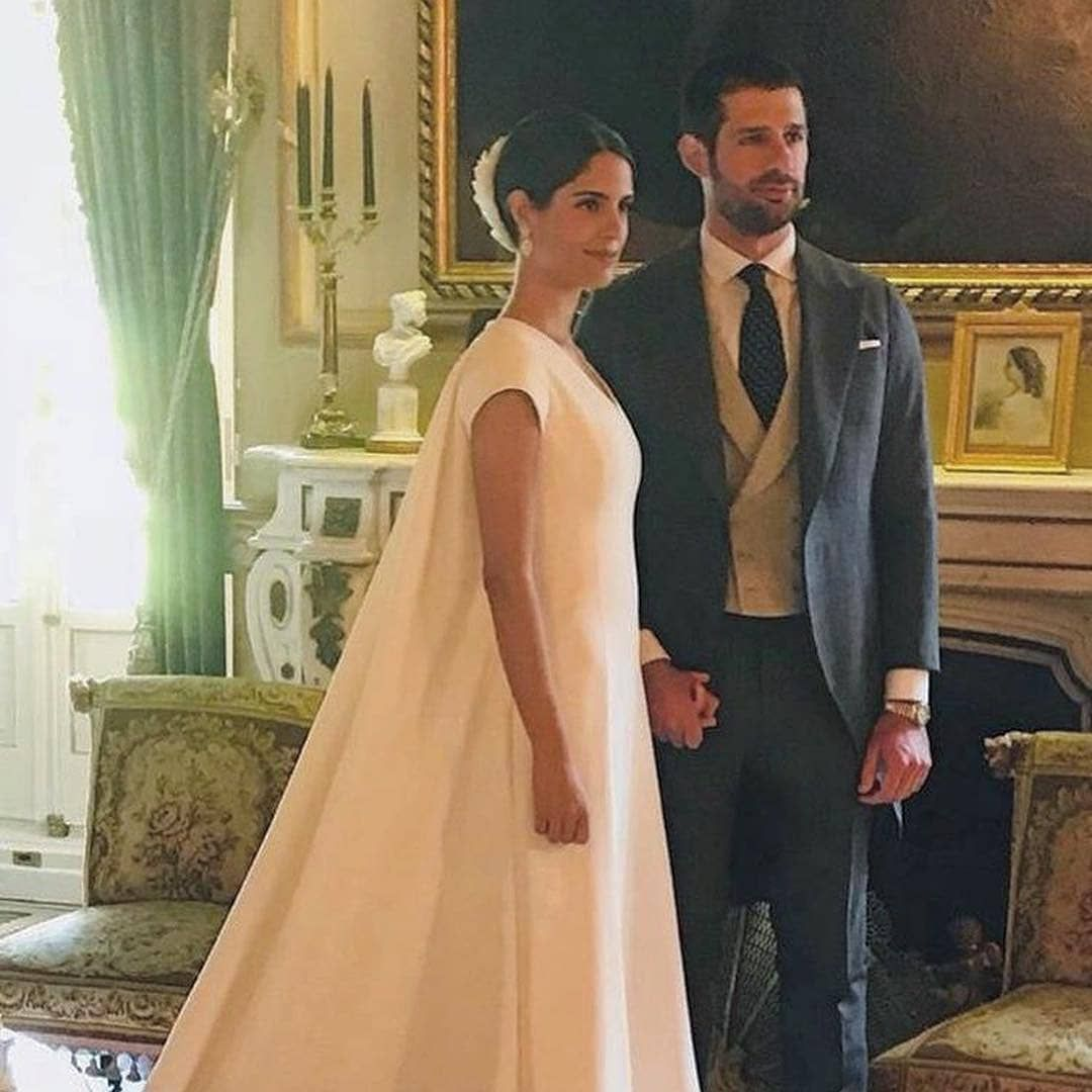 0fd908303f Fernando Fitz-James Stuart and Sofia Palazuelo married this weekend in a  chic royal wedding—which we think just might be the most stylish wedding  ever.