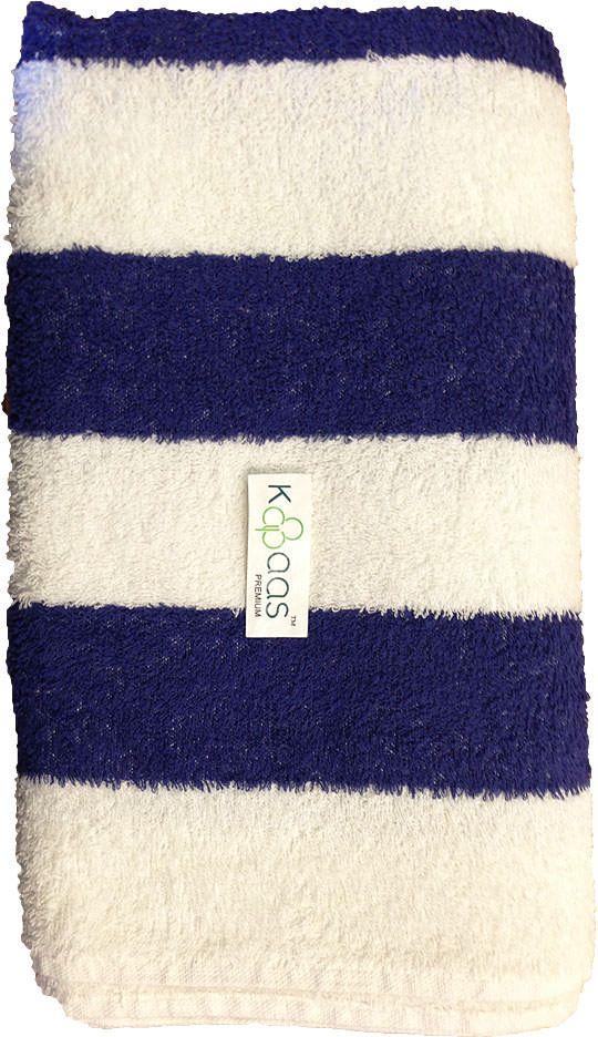 Blue Cabana Stripe Beach Towels 690 For 8 Dozen Striped Beach