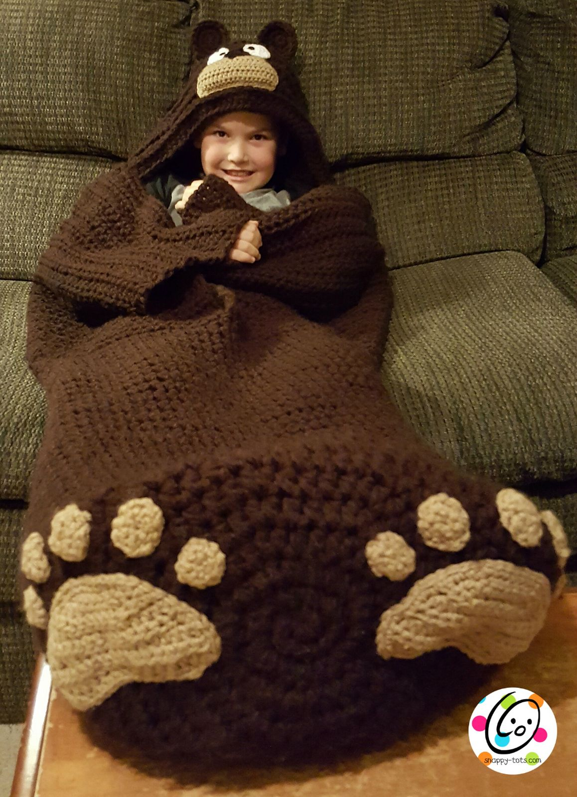big kid cocoons pattern by Heidi Yates | Ravelry, Crochet and Child