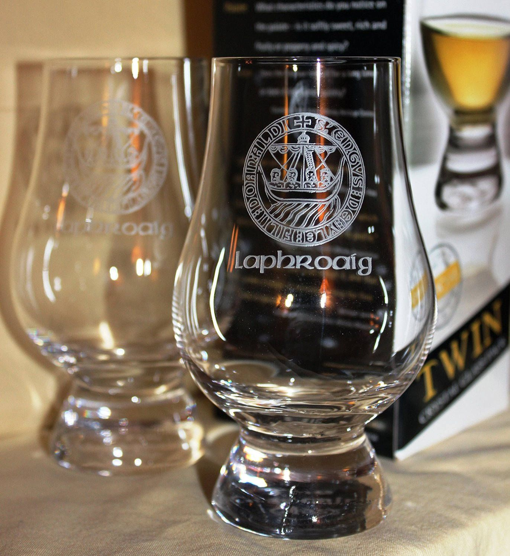 Whisky Tasting Glas Badge aus Schottland Glencairn Anstecknadel